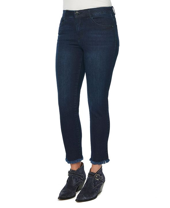Democracy Women's AB Solution High Rise Skinny Jeans