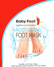 Moisturizing Foot Mask - Unscented