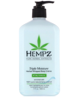 Triple Moisture Herbal Whipped Body Creme