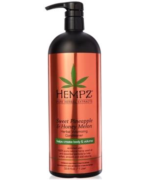 Sweet Pineapple & Honey Melon Herbal Volumizing Conditioner