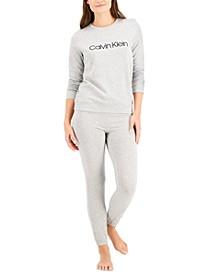 Sweatshirt & Jogger Pants Lounge Set