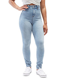 Dollhouse Juniors Curvy High Rise Skinny Jeggings