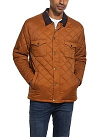 Men's Quilted Barn Jacket