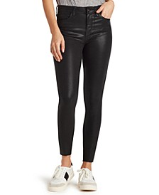 Stiletto Coated Skinny Jeans