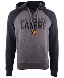 Los Angeles Lakers Men's Match Raglan Hoodie