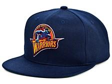 Golden State Warriors HWC Basic Classic Snapback Cap