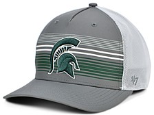 Michigan State Spartans Highland Mesh Trucker Cap