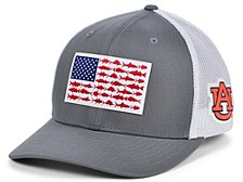 Auburn Tigers PFG Fish Flag Stretch-Fitted Cap