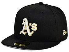 Oakland Athletics AKA Patch 59FIFTY Cap