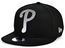 Philadelphia Phillies Silver Pop 9FIFTY Cap