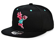 Milwaukee Bucks Santa Ana Fitted Cap