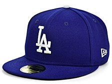 Los Angeles Dodgers 2020 Jackie Robinson 59FIFTY Cap