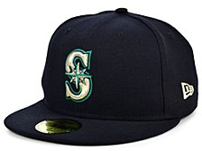 Men's Seattle Mariners 2020 Jackie Robinson 59FIFTY Cap
