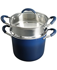 6-Qt. Stock Pot with Steamer Insert