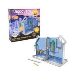 Discovery Mindblown Toy Chemistry Pack-n-Go Experiment Set 29 Pc