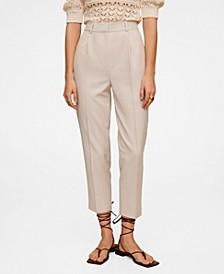Women's Darts Lyocell Trousers