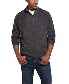 Weatherproof Vintage Men's Soft Touch 1/4 Zip Sweater