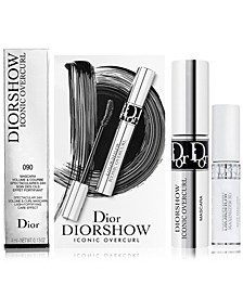 Receive a Complimentary Diorshow Lash Max and Iconic Overcurl Mini with any $150 Dior Beauty Purchase