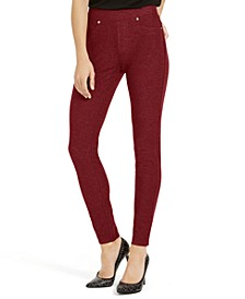 Petite Pull-On Legging Jeans