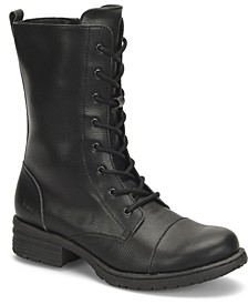 Carissa Women's Lace Up Bootie