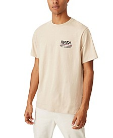 Men's Nasa Meatball Logo T-shirt