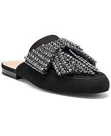 INC Gannie Slip-On Mule Loafer, Created for Macy's
