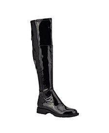GUESS Women's Raniele Over The Knee Boots