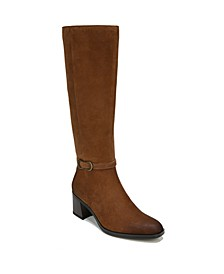 Sterling Wide Calf High Shaft Boots