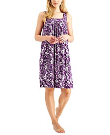 Floral-Print Nightgown, Created for Macy's