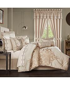 Cresmont King 4 Pieces Comforter Set