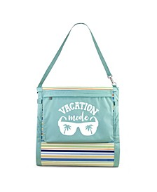 Vacation Mode Beachcomber Portable Beach Chair Tote