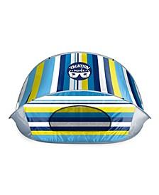 """Vacation Mode"" Manta Portable Beach Tent"