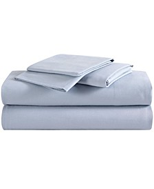 Miro Solid Excel Sheet Set, Twin