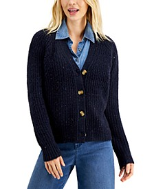 Boyfriend Cardigan, Created for Macy's