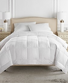 Platinum King Down Comforter, Created for Macy's