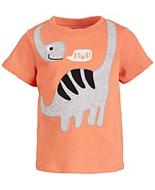 Toddler Boys Rawr Dino Cotton T-Shirt, Created for Macy's