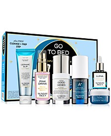 6-Pc. Go To Bed With Me Complete Evening Routine Set