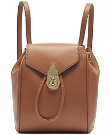 Soft-Lock Convertible Backpack/Crossbody