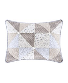 Paige King Quilted Sham