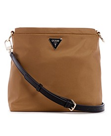 Jaxi Nylon Tourist Crossbody
