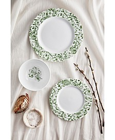 Painted Paisley 12-Pc. Dinnerware Set, Service for 4, Created for Macy's