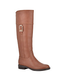 Tommy Hilfiger Women's Rowndup Riding Boots