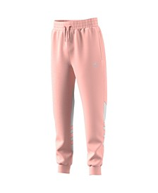 Big Girls Large Trefoil Joggers