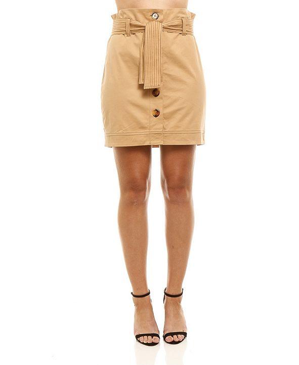 Colcci Women's Safari Skirt
