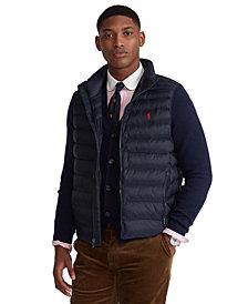 Polo Ralph Lauren Men's Packable Quilted Vest