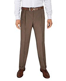 Lauren Dress Pants Men's Plain Classic Fit Pants