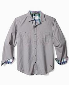 Men's Beach Fire Flannel Shirt