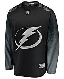 Authentic NHL Apparel Tampa Bay Lightning Men's Breakaway Jersey