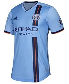 adidas New York City FC Men's Primary Authentic Jersey