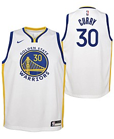 Golden State Warriors Youth Association Swingman Jersey Stephen Curry